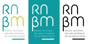 Nouveau logo RNBM - Logo en 3 versions (couleur, blanc, noir)