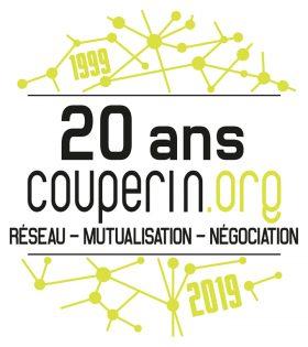 Journée 20 ans Couperin - Logo